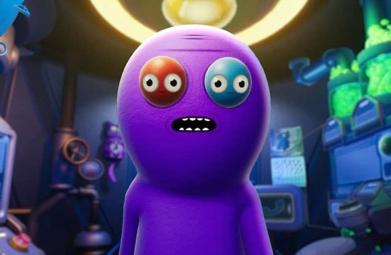 Review Trover Saves the Universe